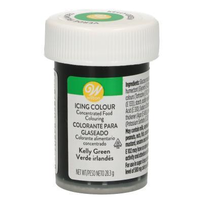 Wilton Icing Color, kelly green - 28g