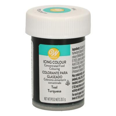 Wilton Icing Color, türkis - 28g