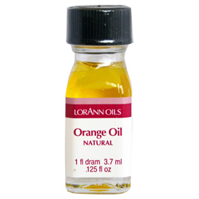 LorAnn Super Strength Flavor - Natural Orange - 3.7ml