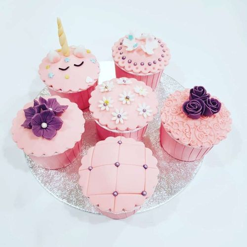 Teenie Ferien Cupcake Workshop - 27. Februar 2020 - 10 Uhr